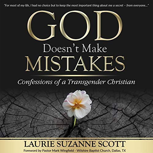 God Doesn't Make Mistakes audiobook cover art