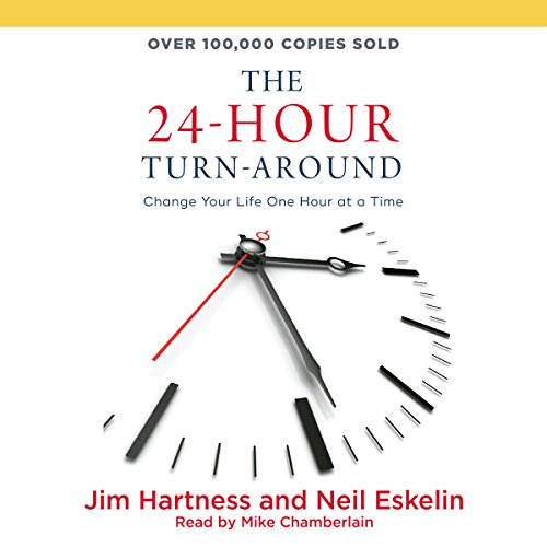 The 24-Hour Turn-Around audiobook cover art