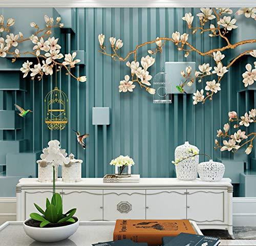 Behang sofa-film muurpapier van de stereo-installatie van de woonkamer televisie achtergrond muurschilderen slaapkamer naadloos 3D 430 cm x 300 cm.