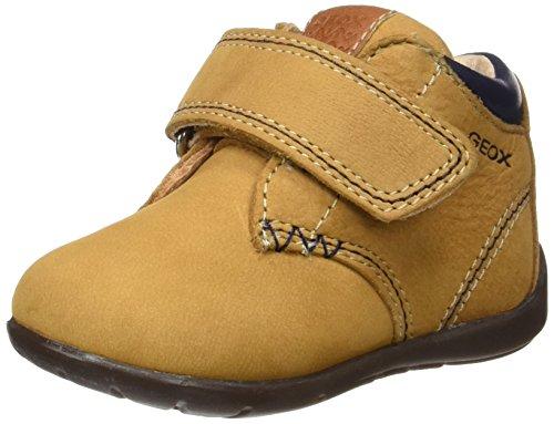 Geox Baby-Jungen B Kaytan B Sneaker, Beige (Biscuit), 23 EU