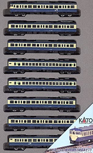 Series 113 Yokosuka Line Farbe (Basic 8-car Set) (Model Train)
