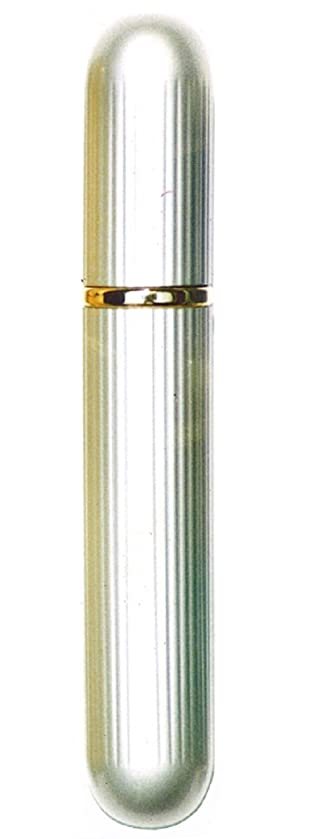リーヒール批判するアトマイザー ロングアルミ 12130 シルバー 4ml