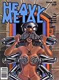 Heavy Metal Magazine, October 1981, Vol. V, No. 7