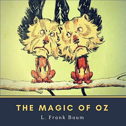 The Magic of Oz copertina