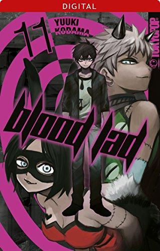 Blood Lad 11: Schweben auf Dämonenwolke sieben (German Edition)
