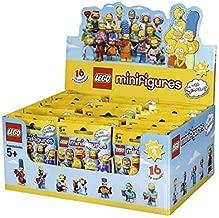 lego simpsons minifigures series 2 box