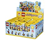 Lego Simpsons Mini-figures Series 2 Case Pack Set of 60