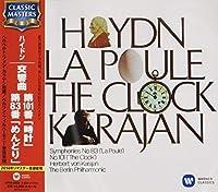 ハイドン:交響曲第101番「時計」、交響曲第83番「めんどり」