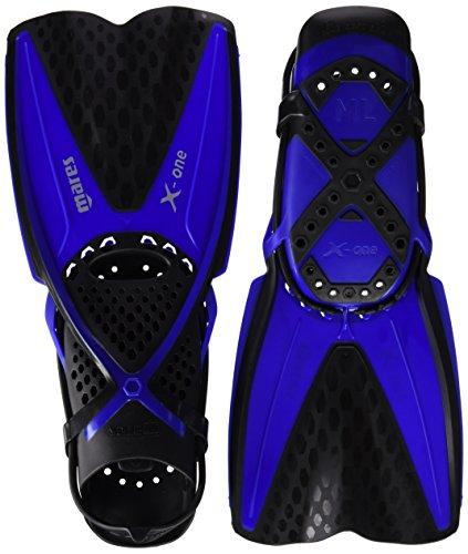 Mares X-One Flossen, Blue, S/M