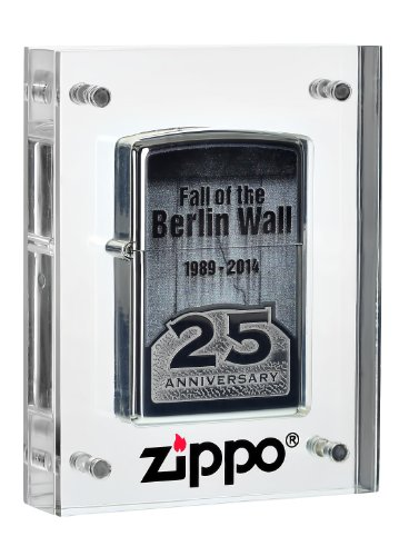 Zippo Berlin Wall limited Edition auf 1.000