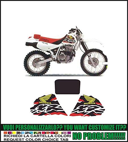 GRAPHICSMOTO Kit adesivi decal stikers HONDA XL 125 R 1983