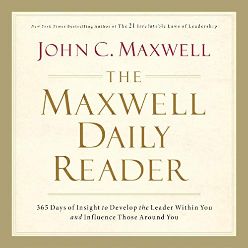 The Maxwell Daily Reader cover art