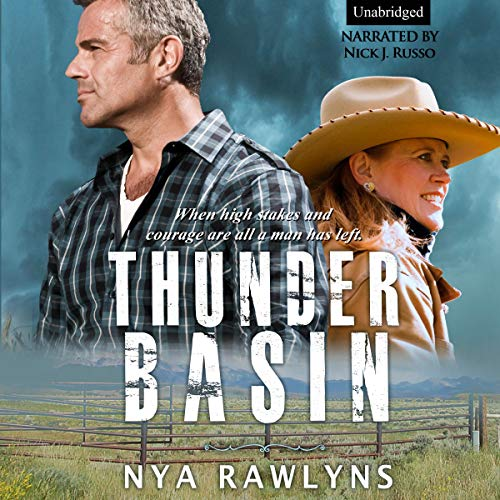 Thunder Basin audiobook cover art