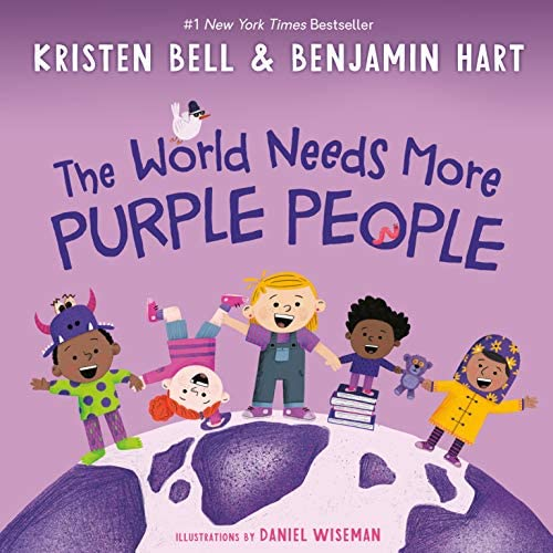 The World Needs More Purple People product image