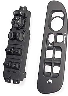 Master Power Window Switch and Bezel 56049805AB for 2002-2009 Dodge Ram 1500 2500 3500, 2001-2004 Dodge Dakota, 2001-2003 ...