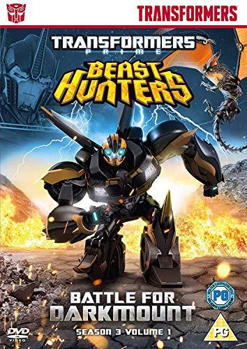 Transformers Prime Season 3 Volume 1 - Battle For Darkmount [Edizione: Regno Unito]