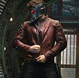 Chris Pratt Print, Guardians of The Galaxy Poster, Peter Quill Print, Star Lord Poster, Actor Print, Mask Poster, Movie Print (A4-8.5'' x 11'')