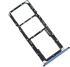 Blue ARE-AL00 microSD+Dual Sim Card Tray Replacement for Honor 8X Max Enjoy Max ARE-L22HN ARE-AL10