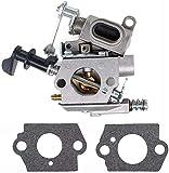 YYCHER Carburador para Motosierras Husqvarna T435 578936901 522007601 Carburador Piezas y Accesorios