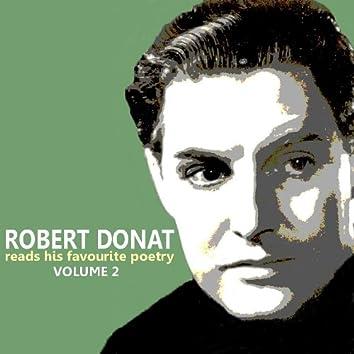 Robert Donat Reads His Favourite Poetry, Volume 2