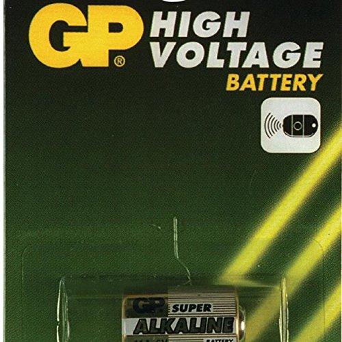 GP 2er Pack Alkaline Batterie 11A 6 V Super 1-Blister, Spannung:6V/33 mH System:Alkaline Abmessungen:10,0 (973977008037)