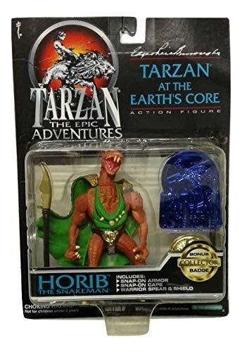 Horib, the Snakeman Action Figure - Edgar Rice Burrough's Tarzan At the Earth's Core Action Figures