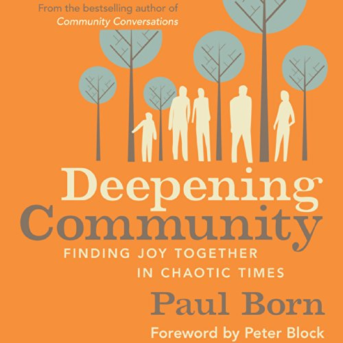 Deepening Community audiobook cover art