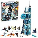 LEGO Batalla en la Torre de los Vengadores