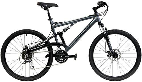 Gravity 2020 FSX 1.0 Dual Full Suspension Mountain Bike
