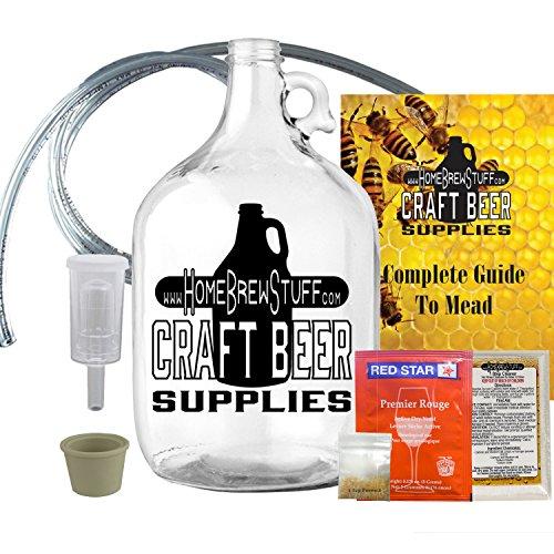 HBS Nano Mead Making Kit
