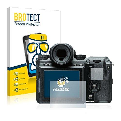 BROTECT Panzerglas Schutzfolie kompatibel mit Fujifilm GFX 50S - 9H Extrem Kratzfest, Anti-Fingerprint, Ultra-Transparent