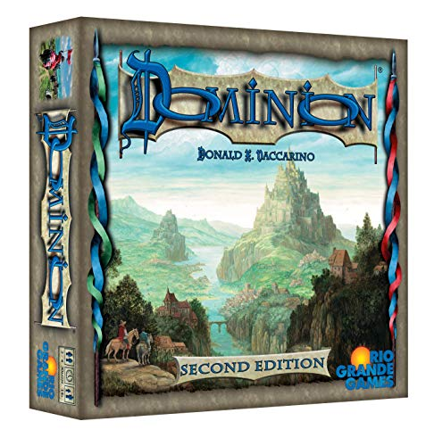 Rio Grande Games - Dominion Expansion Seaside