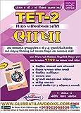 TET 2 Language Book (For Standard 6 to 8) in Gujarati - Latest 2019 Edition - Knowledge Power Prakashan