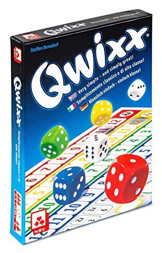 NSV - 4032 - QWIXX - International - gioco dei dadi