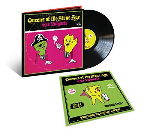 Era Vulgaris (Vinyl) [Vinyl LP]