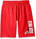 Old Varsity Brand NCAA Herren CVC Fleece kurz, Herren, Fleece Short, rot, Small -