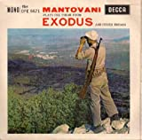Plays The Theme From Exodus And Other Themes EP - Mantovani 7' 45