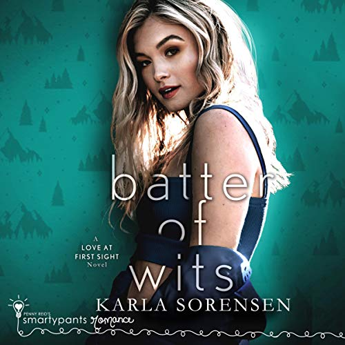 Batter of Wits: An Enemies to Lovers Small Town Romance Titelbild