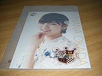 AKB48cafe&shop限定第128弾(秋葉原) 岡田奈々 写真ポスター
