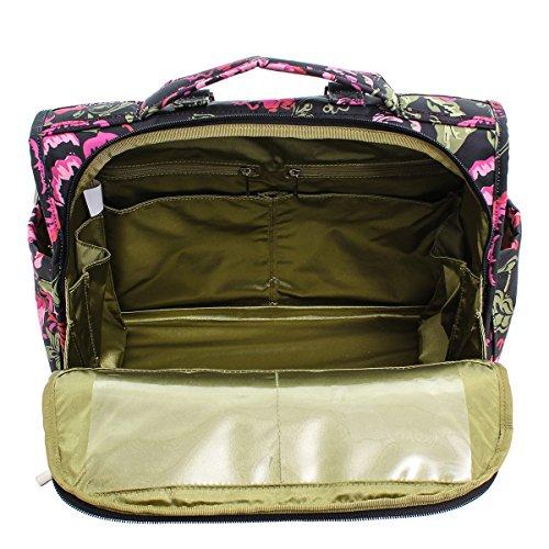 JuJuBe B.F.F Multi-Functional Convertible Diaper Backpack/Messenger...