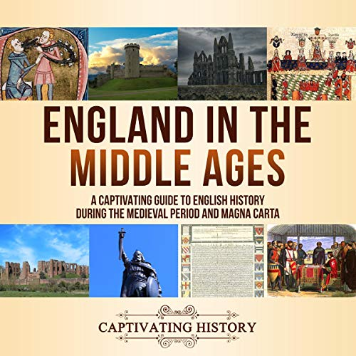 England in the Middle Ages cover art