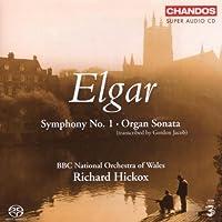Elgar: Symphony No. 1 / Organ Sonata (2007-07-31)