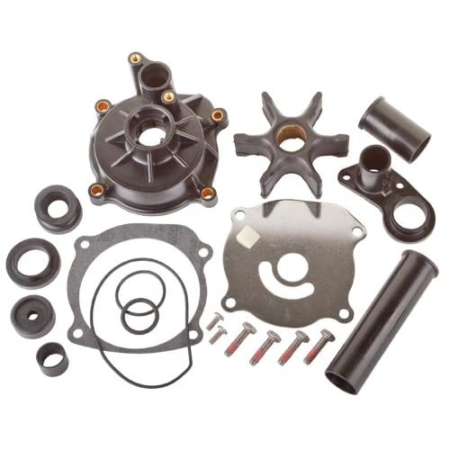 Createshao Outboard Water Pump Kit for Johnson Evinrude Boat Engine 5001594 V4 V6 V8 85-300HP