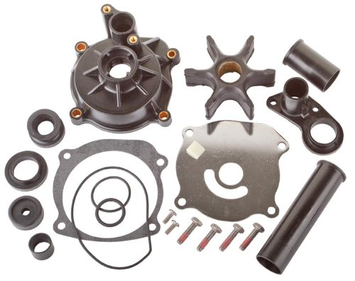 SEI MARINE PRODUCTS-Compatible with Evinrude Johnson Water Pump Kit 5001595 435929 85-300 HP 1986 and up With Housing