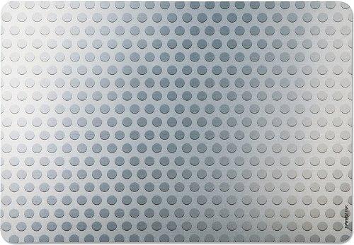 Speedlink Lares M Notebook Cover 38,1 cm (15 Zoll) (Aufkleber/Schutzfolie, zuschneidbar, 33x23cm, Metall-Optik)