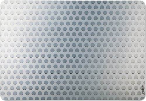 Speedlink Lares M Notebook Cover 38,1 cm (15 inch) (sticker/beschermfolie, op maat te snijden, 33x23cm, metalen look)