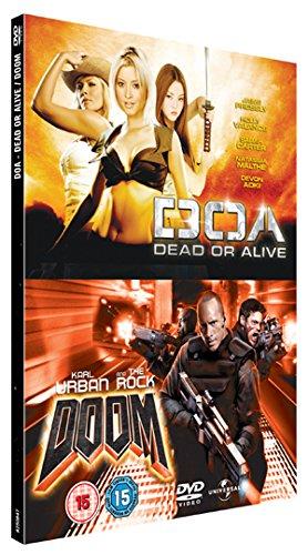 DOA - Dead Or Alive / Doom [2 DVDs] [UK Import]