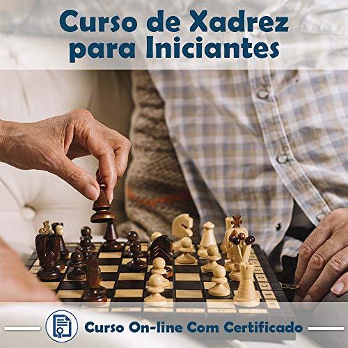 Curso Online de Xadrez para Iniciantes com Certificado