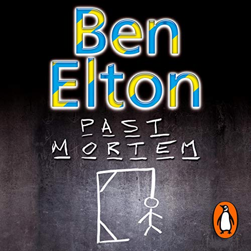 Past Mortem audiobook cover art