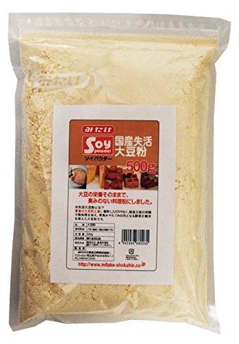 みたけ 国産大豆粉500g